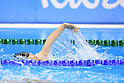 Chikako Ono (JPN), <br /> SEPTEMBER 9, 2016 - Swimming : <br /> Women's 100m Backstroke S11 <br /> at Olympic Aquatics Stadium<br /> during the Rio 2016 Paralympic Games in Rio de Janeiro, Brazil.<br /> (Photo by AFLO SPORT)