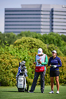 Marina Alex (USA) looks over her tee shot on 11 during round 1 of  the Volunteers of America Texas Shootout Presented by JTBC, at the Las Colinas Country Club in Irving, Texas, USA. 4/27/2017.<br /> Picture: Golffile | Ken Murray<br /> <br /> <br /> All photo usage must carry mandatory copyright credit (&copy; Golffile | Ken Murray)