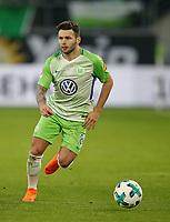 17.02.2018, Football 1. Bundesliga 2017/2018, 23.  match day, VfL Wolfsburg - FC Bayern Muenchen, in Volkswagen Arena Wolfsburg. Renato Steffen (Wolfsburg)  *** Local Caption *** © pixathlon<br /> <br /> Contact: +49-40-22 63 02 60 , info@pixathlon.de