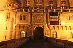 20050123 - France - Saint-Germain-en-Laye<br /> LE CHATEAU DE NUIT<br /> Ref:SAINT-GERMAIN-EN-LAYE_034 - © Philippe Noisette