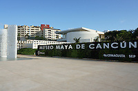 Museo Maya de Cancun or Cancun Mayan Mayan Museum that opened in November 2012, Cancun, Mexico      .
