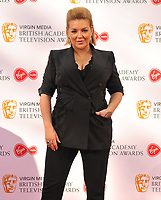 Sheridan Smith at the British Academy (BAFTA) Television Awards 2019, Royal Festival Hall, Southbank Centre, Belvedere Road, London, England, UK, on Sunday 12th May 2019.<br /> CAP/CAN<br /> ©CAN/Capital Pictures