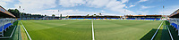 Panoramic view of the ground ahead of AFC Wimbledon vs Wycombe Wanderers, Sky Bet EFL League 1 Football at the Cherry Red Records Stadium on 31st August 2019