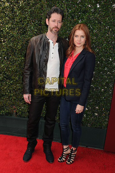 13 April 2014 - West Hollywood, California - Darren Le Gallo, Amy Adams. John Varvatos' 11th Annual Stuart House Benefit held at John Varvatos Boutique. <br /> CAP/ADM/BP<br /> &copy;Byron Purvis/AdMedia/Capital Pictures