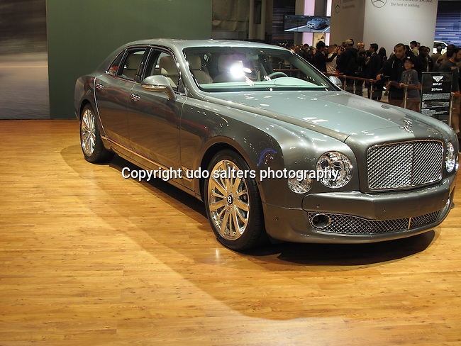 2012 New York International Auto Show held at the Jacob Javits Center, NY 4/12/12