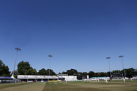 Blues skies over the ground during Essex CCC vs Somerset CCC, Specsavers County Championship Division 1 Cricket at The Cloudfm County Ground on 25th June 2018