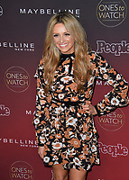 Carly Pearce at the 2017 People's &quot;Ones To Watch&quot; event at NeueHouse Hollywood, Los Angeles, USA 04 Oct. 2017<br /> Picture: Paul Smith/Featureflash/SilverHub 0208 004 5359 sales@silverhubmedia.com