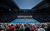 AMBIENCE<br /> <br /> Tennis - Australian Open - Grand Slam -  Melbourne Park -  2014 -  Melbourne - Australia  - 22nd January 2013. <br /> <br /> &copy; AMN IMAGES, 1A.12B Victoria Road, Bellevue Hill, NSW 2023, Australia<br /> Tel - +61 433 754 488<br /> <br /> mike@tennisphotonet.com<br /> www.amnimages.com<br /> <br /> International Tennis Photo Agency - AMN Images