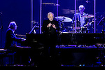 French singer Charles Aznavour during the concert at Wizink Centre in Madrid, Spain. January 31th 2017. (ALTERPHOTOS/Rodrigo Jimenez)