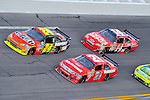 Feb 12, 2009; 2:31:00 PM; Daytona Beach, FL, USA; NASCAR Sprint Cup Series race of the Gatorade Duel at Daytona International Speedway.  Mandatory Credit: (thesportswire.net)