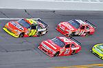 Feb 12, 2009; 2:31:00 PM; Daytona Beach, FL, USA; NASCAR Sprint Cup Series race of the Gatorade Duel at Daytona International Speedway.  Mandatory Credit: (thesportswire.net)