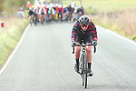 Early attack from Canyon-SRAM during Stage 2 of the 2019 ASDA Tour de Yorkshire Women's Race, running 132km from Bridlington to Scarborough, Yorkshire, England. 4th May 2019.<br /> Picture: ASO/SWPix | Cyclefile<br /> <br /> All photos usage must carry mandatory copyright credit (© Cyclefile | ASO/SWPix)