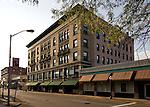 Johnsonia Building, Fitchburg, Massachusetts