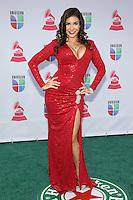 LAS VEGAS, NV - NOVEMBER 15 :  Myra Veronica pictured at the 2012 Latin Grammys at Mandalay Bay Resort on November 15, 2012 in Las Vegas, Nevada.  Credit: Kabik/Starlitepics/MediaPunch Inc. /NortePhoto