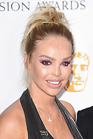 Katie Piper in the winners room for the BAFTA TV Awards 2018 at the Royal Festival Hall, London, UK. <br /> 13 May  2018<br /> Picture: Steve Vas/Featureflash/SilverHub 0208 004 5359 sales@silverhubmedia.com