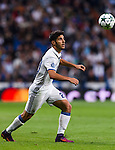 Marco Asensio Willemsen of Real Madrid in action during the 2016-17 UEFA Champions League match between Real Madrid and Legia Warszawa at the Santiago Bernabeu Stadium on 18 October 2016 in Madrid, Spain. Photo by Diego Gonzalez Souto / Power Sport Images
