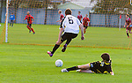 Rangers Hammers v Picton United. A & P Park Blenheim, Saturday 10 May 2014, Ricky Wilson/www.shuttersport.co.nz