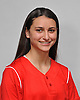 Marissa Braito of Sacred Heart Academy poses for a portrait during the Newsday varsity softball season preview photo shoot at company headquarters on Friday, Mar. 18, 2016.