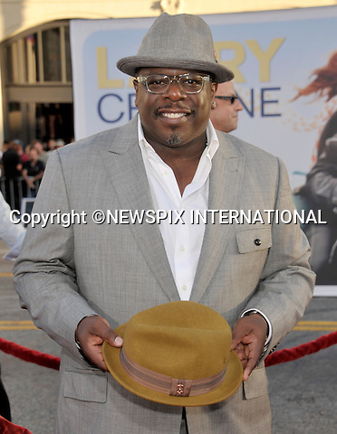 "CEDRIC THE ENTERTAINER.attends the World Premiere of ""Larry Crowne"" at the Grauman's Chinese Theatre, Hollywood, Los Angeles, California_27/06/2011.Mandatory Photo Credit: ©Crosby/Newspix International. .**ALL FEES PAYABLE TO: ""NEWSPIX INTERNATIONAL""**..PHOTO CREDIT MANDATORY!!: NEWSPIX INTERNATIONAL(Failure to credit will incur a surcharge of 100% of reproduction fees).IMMEDIATE CONFIRMATION OF USAGE REQUIRED:.Newspix International, 31 Chinnery Hill, Bishop's Stortford, ENGLAND CM23 3PS.Tel:+441279 324672  ; Fax: +441279656877.Mobile:  0777568 1153.e-mail: info@newspixinternational.co.uk"