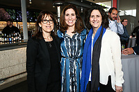 "LOS ANGELES - APRIL 15: Diane Nabatoff, Carolyn Bernstein and Gigi Pritzger attends a dinner and conversation celebrating the premiere of National Geographic's ""Genius: Picasso"" at Ray's and Stark Bar LACMA on April 15, 2018 in Los Angeles, California. (Photo by John Salangsang/NatGeo/PictureGroup)"