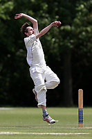 A Smith of Billericay during Hornchurch CC (batting) vs Billericay CC, Shepherd Neame Essex League Cricket at Harrow Lodge Park on 8th June 2019