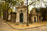 Paris France - Pere La Chaise - cemetry