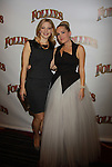 Opening Night - Kristen Scott (All My Children) and Lora Lee Gayer star in Follies, a James Goldman & Stephen Sondheim's classic musical on September 12, 2011 at the Marquis Theatre, New York City, New York. (Photo by Sue Coflin/Max Photos