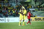 Pahang FA vs Yadanarbon during the 2015 AFC Cup 2015 Group G match on April 29, 2015 at the Stadium Darulmakmur in Kuatan, Pahang. Photo by Stanley Chou/ World Sport Group