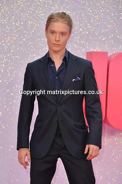NON EXCLUSIVE PICTURE: MATRIXPICTURES.CO.UK<br /> PLEASE CREDIT ALL USES<br /> <br /> WORLD RIGHTS<br /> <br /> English &quot;The Riot Club&quot; actor Freddie Fox attends the world premiere of &quot;Bridget Jones's Baby&quot; at Leicester Square in London.<br /> <br /> SEPTEMBER 5th 2016<br /> <br /> REF: JWN 162864