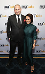John Demsey and wife Alina Cho attend the cocktail party for the Dramatists Guild Foundation 2018 dgf: gala at the Manhattan Center Ballroom on November 12, 2018 in New York City.