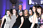 Terry and Tina Lundgren and friends - The 11th Annual Skating with the Stars Gala - a benefit gala for Figure Skating in Harlem on April 11, 2016 on Park Avenue in New York City, New York with many Olympic Skaters and Celebrities. (Photo by Sue Coflin/Max Photos)