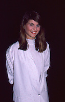 Lori Loughlin 1987 by Jonathan Green