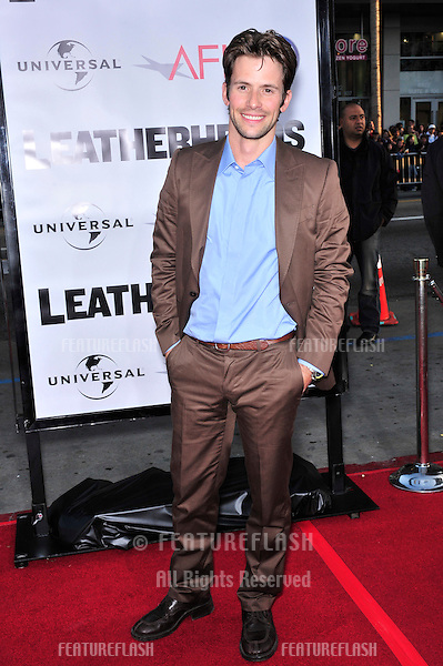 """Christian Oliver at the world premiere of """"Leatherheads"""" at Grauman's Chinese Theatre..March 31, 2008  Los Angeles, CA.Picture: Paul Smith / Featureflash"""