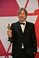 LOS ANGELES, CA. February 24, 2019: Peter Farrelly at the 91st Academy Awards at the Dolby Theatre.<br /> Picture: Paul Smith/Featureflash