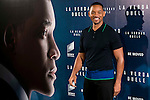 "American actor Will Smith comes to present his new film "" La verdad duele "" to Madrid, January 27, 2016<br /> (ALTERPHOTOS/BorjaB.Hojas)"