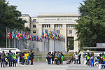 West Switzerland Geneva Palais des Nations 10 May 2017 | usage worldwide