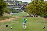 Sergio Garcia (ESP) watches his tee shot on 12 during day 4 of the WGC Dell Match Play, at the Austin Country Club, Austin, Texas, USA. 3/30/2019.<br /> Picture: Golffile | Ken Murray<br /> <br /> <br /> All photo usage must carry mandatory copyright credit (© Golffile | Ken Murray)