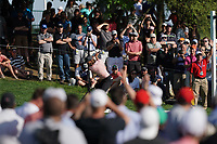 Tommy Fleetwood (ENG) on the 17th tee during the 3rd round at the PGA Championship 2019, Beth Page Black, New York, USA. 19/05/2019.<br /> Picture Fran Caffrey / Golffile.ie<br /> <br /> All photo usage must carry mandatory copyright credit (© Golffile | Fran Caffrey)