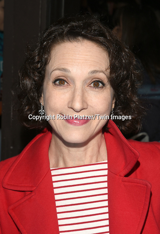 Bebe Neuwirth attends the Broadway Cares/Equity Fights Aids Flea Market and Grand Auction on September 25, 2016 at the Music Box Theatre and in Shubert Ally in New York, New York, USA. <br /> <br /> photo by Robin Platzer/Twin Images<br />  <br /> phone number 212-935-0770