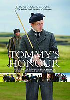 Tommy's Honour (2016) <br /> POSTER ART<br /> *Filmstill - Editorial Use Only*<br /> CAP/KFS<br /> Image supplied by Capital Pictures