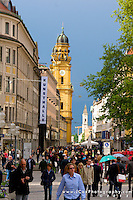 Munich - City walk and BMW museum