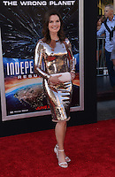 Sela Ward @ the premiere of 'Independence Day: Resurgence' held @ the Chinese theatre.<br /> June 20, 2016.