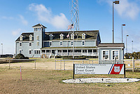 United States Coast Guard Station, Oregan Inlet, Nags Head, North Carolina, USA
