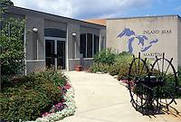 OH, Ohio, Vermillion, Inland Seas Maritime Museum. Lake Erie
