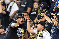 Los Angeles, CA - Saturday April 13, 2019: The Los Angeles Football Club defeated FC Cincinnati 2-0 in a Major League Soccer (MLS) game at Banc of California Stadium.
