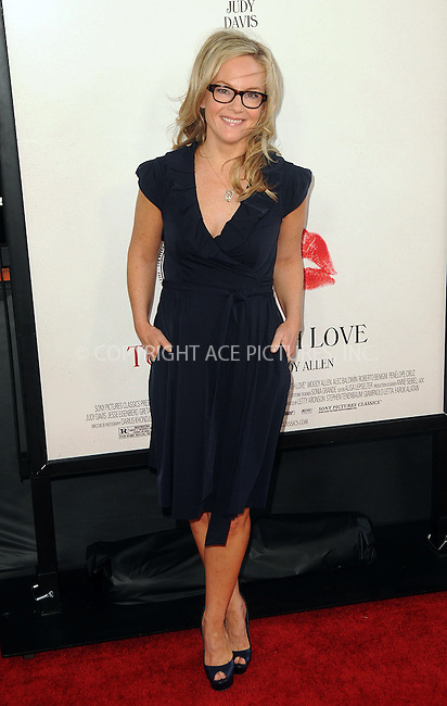 WWW.ACEPIXS.COM . . . . .  ....June 14 2012, LA....Rachael Harris arriving at Film Independent's 2012 Los Angeles Film Festival Premiere of 'To Rome With Love' at the Regal Cinemas L.A. LIVE Stadium 14 on June 14, 2012 in Los Angeles, California....Please byline: PETER WEST - ACE PICTURES.... *** ***..Ace Pictures, Inc:  ..Philip Vaughan (212) 243-8787 or (646) 769 0430..e-mail: info@acepixs.com..web: http://www.acepixs.com