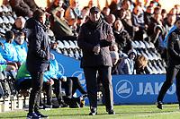 Barnet manager John Still during Barnet vs Maidstone United , Vanarama National League Football at the Hive Stadium on 3rd November 2018