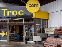 Troc Gebrauchtwaren: 83, Rue Hollerich , Luxemburg-City, Luxemburg, Europa<br /> Troc Second hand shop 83, Rue Hollerich, Luxembourg City, Europe