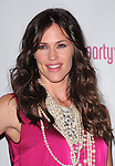 Jennifer Garner Affleck at 6th Annual Pink Party held at Drai's at The W Hotel in Hollywood, California on September 25,2010                                                                               © 2010 DVS / Hollywood Press Agency