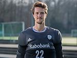 UTRECHT - Sam van der Ven,    home  shirt speler Nederlands Hockey Team heren. COPYRIGHT KOEN SUYK
